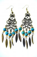 Gypsy style earrings